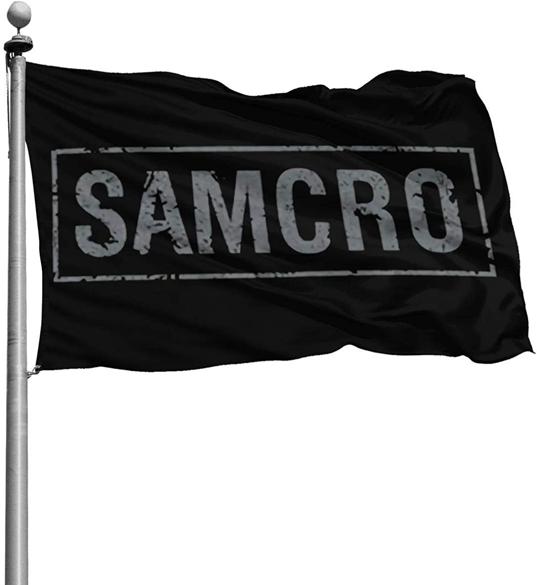 Sons of Anarchy Samcro Interesting Flag 4x6 Ft