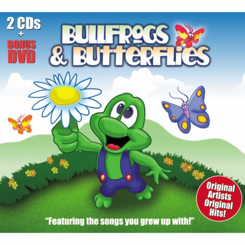 Bullfrogs & Butterflies by Madacy Kids