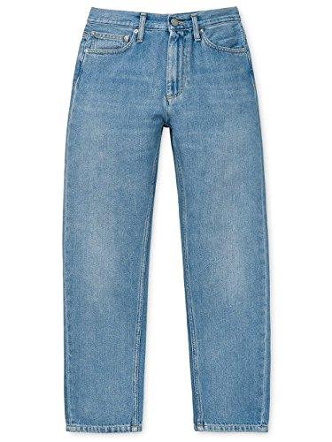 Carhartt 24 Bleu Stone Wip Blue Femme Washed Jeans Light 7vwHaAqx7r