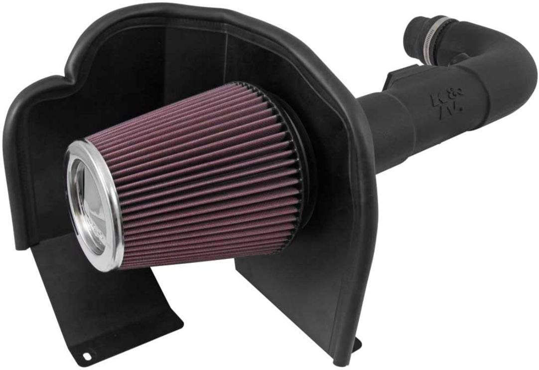 K/&N 57-3085 Performance Air Intake System