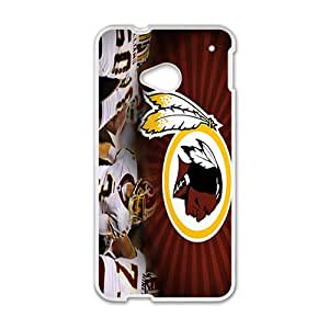 Happy Washington Redskins Hot Seller Stylish Hard Case For HTC One M7