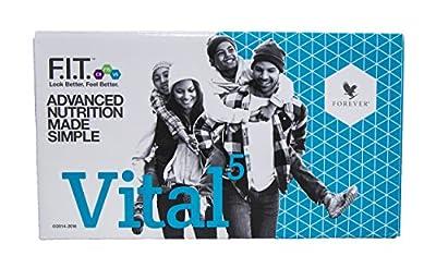 Forever Living Vital 5 System With Forever Aloe Vera Gel