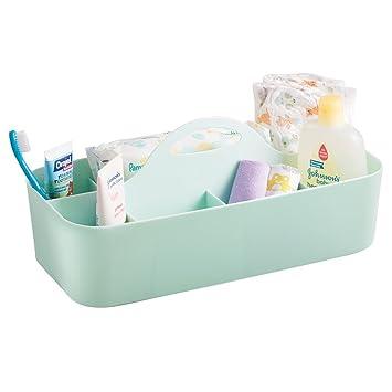 Schön MDesign Badezimmer Korb   11 Fächer   Organizer Dusche Und Bad    Aufbewahrungsbox   Farbe:
