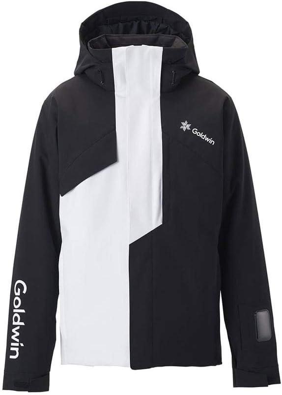 ゴールドウィン(ゴールドウィン) スキーウエア ジャケット STREAM JACKET G11926P-CF イエロー×レッド LL