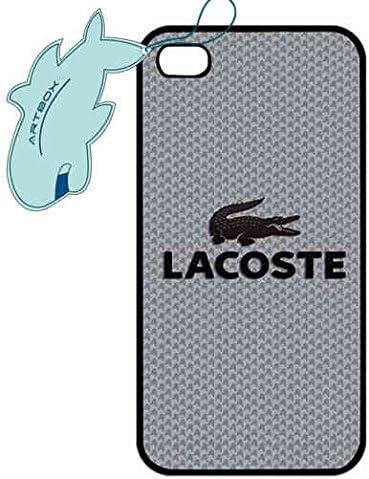 iPhone 4 4S Carcasa de Nice Lacoste Logo Bumper Skin Funda Cover Para iPhone 4: Amazon.es: Electrónica