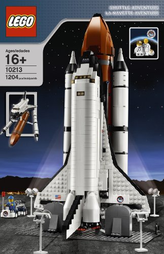 lego creator shuttle adventure 10213 buy online in uae. Black Bedroom Furniture Sets. Home Design Ideas