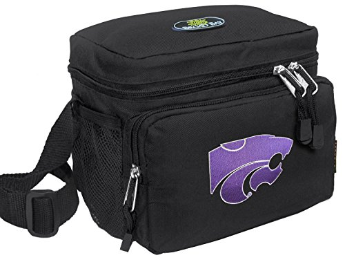 Broad Bay Kansas State Lunch Bag Official NCAA K-State Lunchboxes