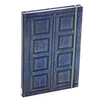 Doctor Who Journal - Large Dr. Who Weeping Angel and River Song Diary - 6 x 8.5 Notebook