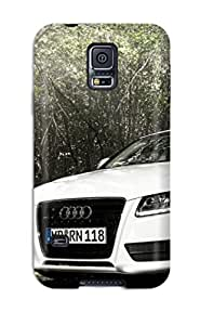 Gabrieayes Fashion Protective Audi A5 29 Case Cover For Galaxy S5