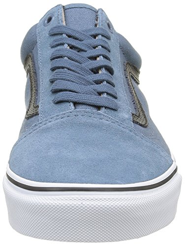 VansOld Skool - Zapatillas Unisex adulto Azul (C&P Blue Mirage/True White)
