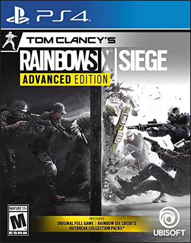 Tom Clancy's Rainbow Six Siege - Advanced Edition - PS4 [Digital Code] by Ubisoft