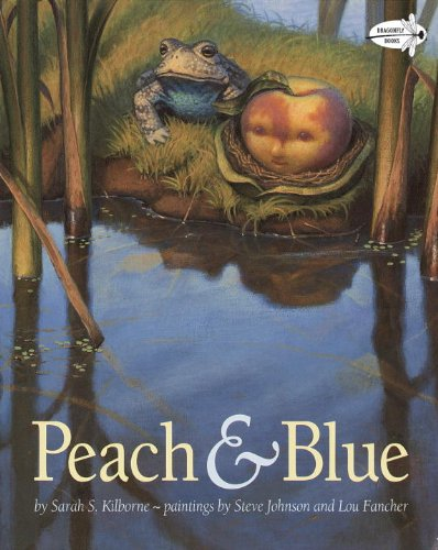 Peach and Blue (Dragonfly Books)