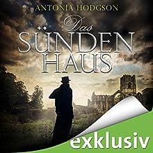 Das Sündenhaus (Tom Hawkins 3) Hörbuch von Antonia Hodgson Gesprochen von: Peter Lontzek