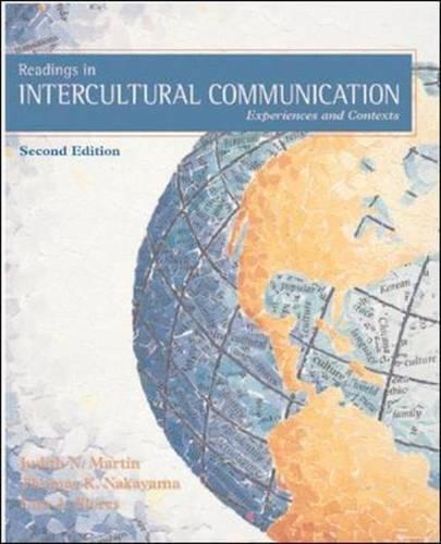 intercultural communication in contexts 7th edition pdf