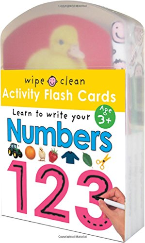 Wipe Clean: Activity Flash Cards ()
