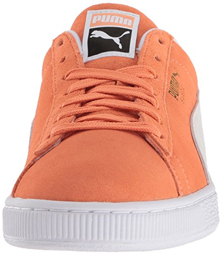 buy cheap best wholesale sale pay with paypal PUMA Suede Classic Sneaker Melon-puma White for sale cheap price best prices sale online clearance shopping online H3JKVmssc