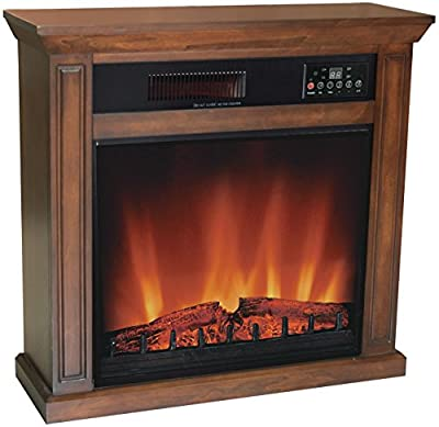 Comfort Glow EF5675R Ainsley Quartz Fireplace