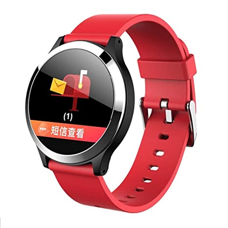 Amazon.com: Smart watch B65 Smartwatch Sport ECG+PPG Blood ...