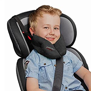 neck cushion sleeping pilow for kids with support function many colours outlast temperature regulation available child seat accessory for car