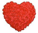 Tickles Red Lovely Heart Cushion Stuffed Soft Plush Toy Love Girl 25 cm