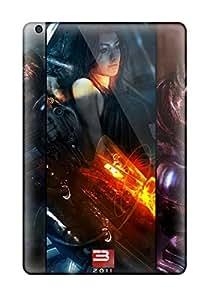 THERESA CALLINAN's Shop Ipad Mini 3 2011 Mass Effect 3 Print High Quality Tpu Gel Frame Case Cover 2601537K84930651