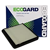ECOGARD XC45384 Premium Cabin Air Filter Fits Ford F-150, F-250 Super Duty, Expedition, F-350 Super Duty / Lincoln Navigator / Ford F-350, F-150 Heritage, F-250, F Super Duty / Lincoln Blackwood