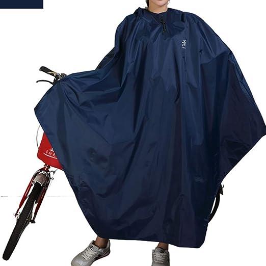 XZ15 Poncho Bicicleta eléctrica Impermeable Estudiante Montar Solo ...