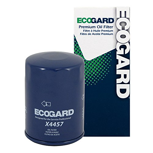 - ECOGARD X4457 Spin-On Engine Oil Filter for Conventional Oil - Premium Replacement Fits Nissan D21, Sentra, Pickup, Altima, Pathfinder, Quest, 300ZX, 240SX, Maxima, 720, 200SX, Stanza, Pulsar NX, NX