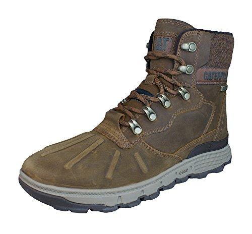 CAT FOOTWEAR - STICTION HI ICE waterproof - brown sugar Brown
