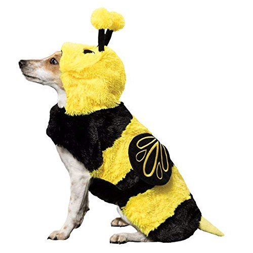 Thrills and Chills Bumble Bee Plush