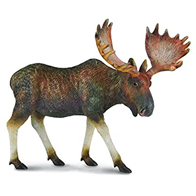 CollectA Moose Figure: Toys & Games