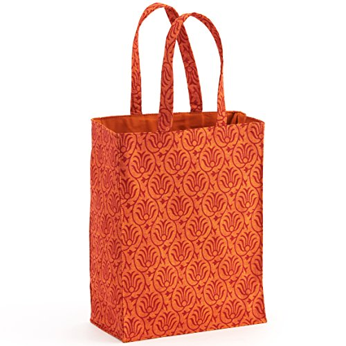 [Reusable Cotton Gift Bags with Handles: Single Fabric Bag: Unique Small and Eco Friendly] (Easy But Cute Halloween Treats)