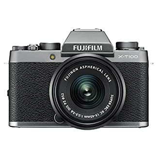 Fujifilm X-T100 24.2 MP Mirrorless Camera with XC 15-45 mm Lens (APS-C Sensor, Electronic Viewfinder, Face/Eye Detection… 7