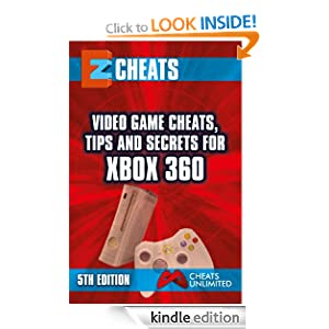 EZ Cheats Xbox 360 5th Edition The Cheat Mistress