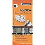 Mapa Polonia Sudoeste 557 (Michelin Regional Maps)