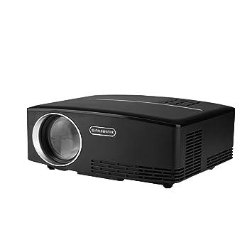 fosa Proyector portátil LED proyector 4 K x 2 K Ultra HD unidad ...