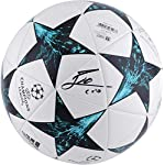 Lionel Messi Barcelona Autographed 2017-18 Champions League Soccer Ball - Fanatics.