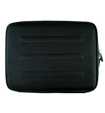 EVA Hard Shell Carrying Case for Asus Eee Pc Eeepc 2g 4g 8g Surf Galaxy - (Asus Eee NOT Included) (Nylon Black)