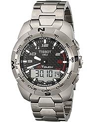 Tissot Mens T0134204420200 T-Touch Expert Titanium Watch