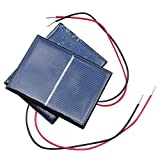 6V-06W-100mA-Mini-Solar-Panel-Poly-Module-DIY-Outdoor-Portable-Small-Cell-Charger-Battery-Pack-of-2
