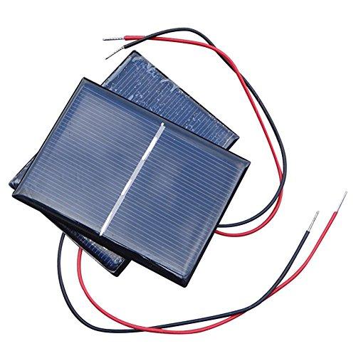 6v 0 6w 100ma Mini Solar Panel Poly Module Diy Outdoor