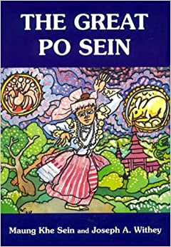 The Great Po Sein (Asian Portraits)