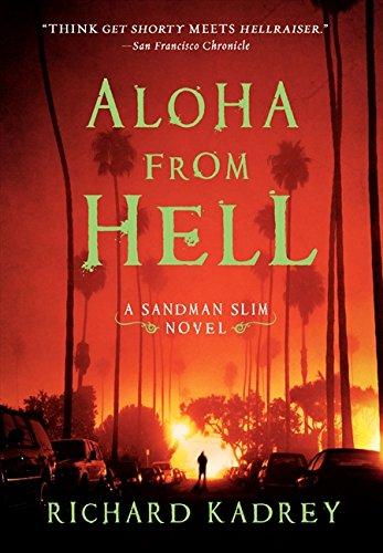 Read Online Aloha from Hell: A Sandman Slim Novel PDF
