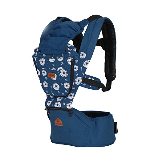 Baby Carrier Slings Wraps Multifunctional Organic Cotton Infant