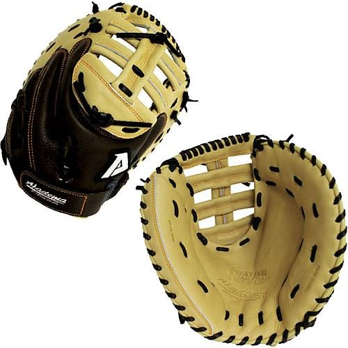Image of Catcher's Mitts Akadema 34in Hin Style Web Two Tone Tie Strap