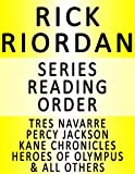download ebook rick riordan — series reading order (series list) — in order: heroes of olympus, the lost hero, the son of neptune, the mark of athena, the house od hades, the blood of olympus & many more! pdf epub
