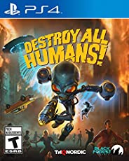 Destroy All Humans! - PS4 - Standard Edition - PlayStation 4