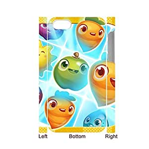 Printing Farm Heroes Saga For Iphone4 Apple Cute Phone Cases For Child Choose Design 1-2