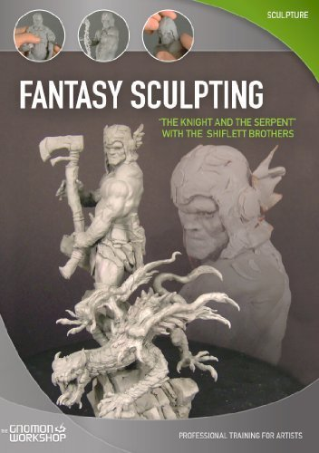 Fantasy Sculpting - The Dragon of Argos with the Shiflett Brothers [Interactive DVD] by The Shiflett Brothers