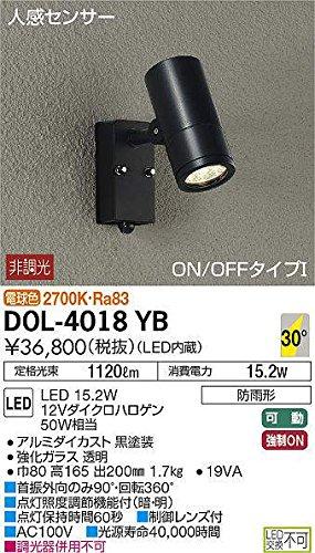 DP11887 LED屋外スポットライト B008KXLHGU 13897